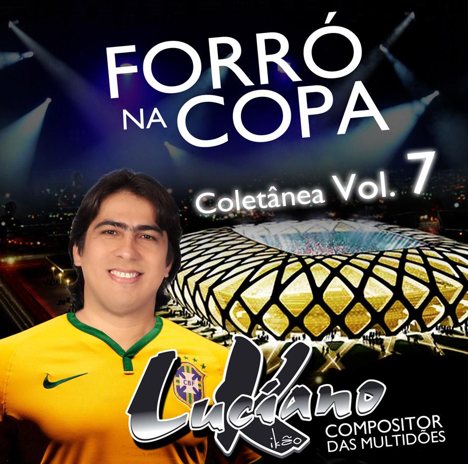 Coletânea 7 - Forró na Copa