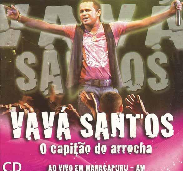 Vavá Santos - Ao vivo
